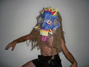 tribal mask1