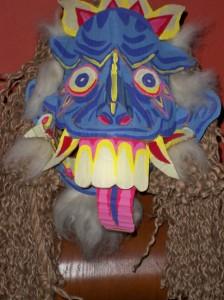 tribal mask2